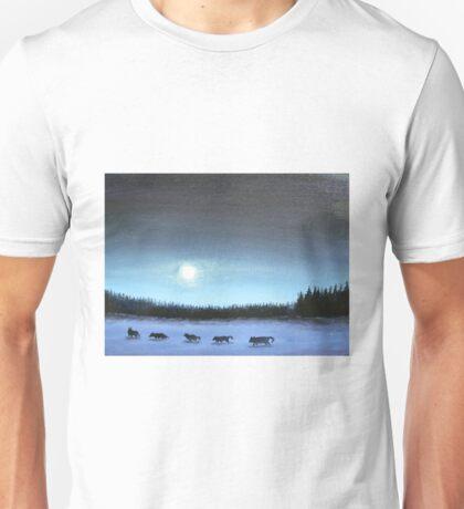 follow the leader Unisex T-Shirt