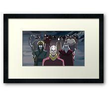 Just Yesterdays Avatar Framed Print