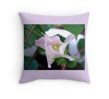 Cotton Plant ~In Bloom~ Throw Pillow