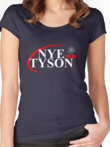 Nye Tyson 2016 Women's Fitted Scoop T-Shirt