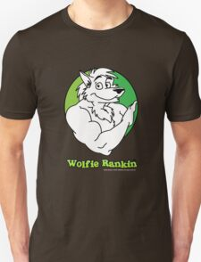 Wolfie Rankin - The Werewolf of Melbourne T-Shirt