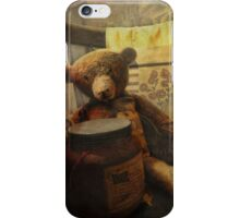 Country Christmas Bear iPhone Case/Skin