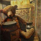 Country Christmas Bear by vigor