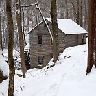 behind the grist mill. by click67