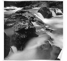 Cascades - Gloucester National Park Poster