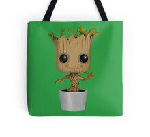 Groovy Groot Tote Bag