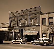 Downtown Niles, Ohio by Frank Romeo