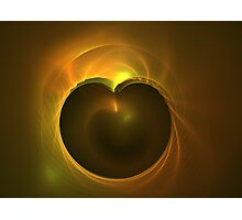 Golden Delicious Photographic Print