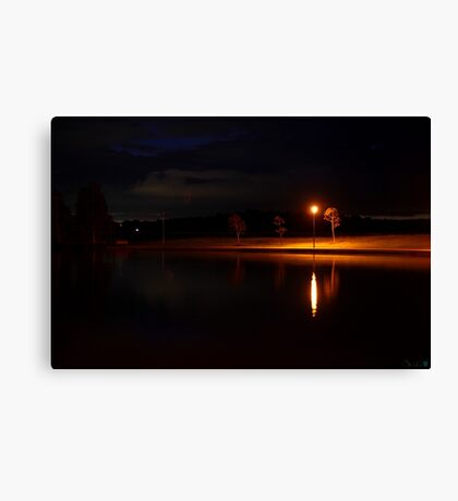 Light Up The Darkness Canvas Print