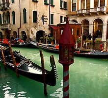 VENICE CHARMS by Scott  d'Almeida