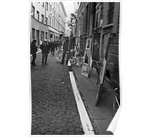Milano Street 3 Poster