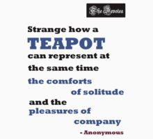 Teapot! by TheDevotea