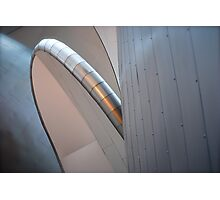 Ribbons of Steel - Art Gallery of Alberta Photographic Print