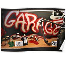 Limpnickie's Garage Poster