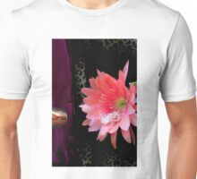 Shuttlecock Reflection In A Copper Hairdryer Unisex T-Shirt