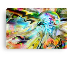 Disturbance in the Force Canvas Print