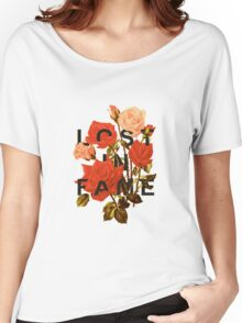 Lost In Fame Women's Relaxed Fit T-Shirt