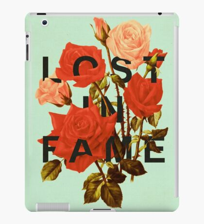 Lost In Fame iPad Case/Skin