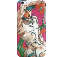 rohan at the louvre iPhone Case/Skin