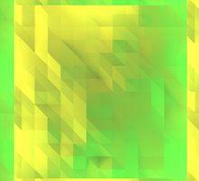Lemon-Lime Sunset by Umbrae