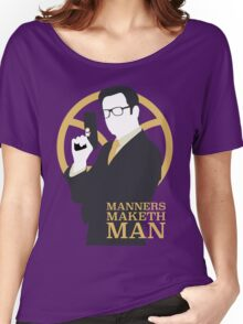 Manners Maketh Man - Galahad Women's Relaxed Fit T-Shirt
