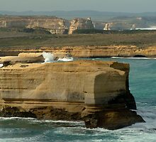 Port Campbell National Park,Great Ocean Road by Joe  Mortelliti