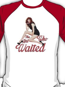 The Girl Who Waited. T-Shirt