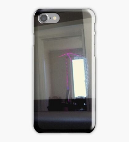 Picture Mark's Light Sculpture Nuked iPhone Case/Skin