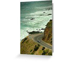 Bend,Great Ocean Road Greeting Card