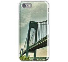 Verrazano Narrows Bridge iPhone Case/Skin