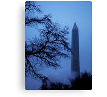 Washington Watches Canvas Print