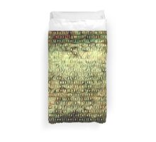 Wired Binary Code edition 6 Duvet Cover
