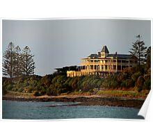Grand Pacific Hotel,Great Ocean Road,Lorne Poster