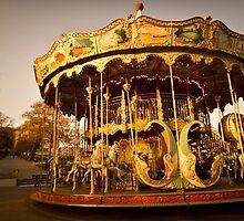 Carousel by Daniel Nahabedian