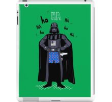 Underwear Darth Vader  iPad Case/Skin