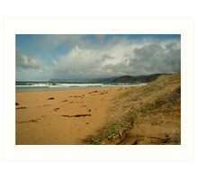 Mogg's Creek Foreshore,to Lorne Art Print