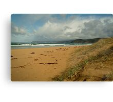 Mogg's Creek Foreshore,to Lorne Canvas Print