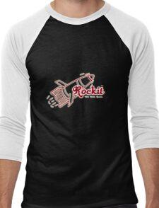 Rockit - The Virtual Music Gameshow Men's Baseball ¾ T-Shirt
