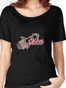 Rockit - The Virtual Music Gameshow Women's Relaxed Fit T-Shirt