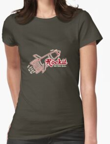 Rockit - The Virtual Music Gameshow Womens Fitted T-Shirt