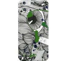 Fingers and Eyes  iPhone Case/Skin
