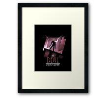 The Devil of Hell's Kitchen Framed Print