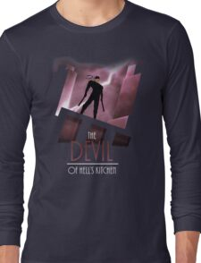 The Devil of Hell's Kitchen Long Sleeve T-Shirt