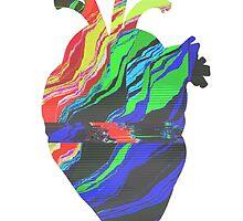 Glitch Heart by PFunkus