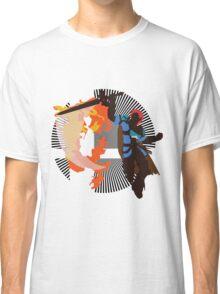 Roy (Smash 4, Blue) - Sunset Shores Classic T-Shirt