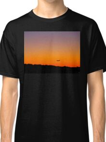 Journey Across The Earth Classic T-Shirt