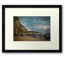 Gibson's Beach,Great Ocean Road Framed Print