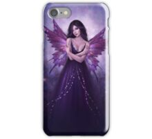 Mirabella Purple Butterfly Fairy iPhone Case/Skin