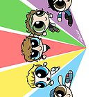 Powerpuff!Direction by cyrilliart