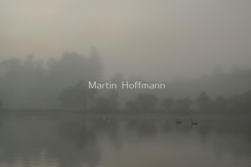 Loch Ness couple by Martin  Hoffmann